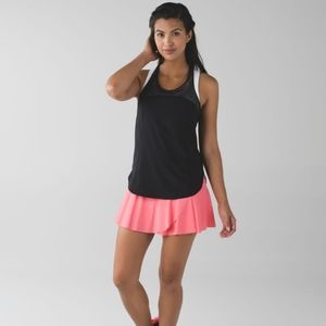 Lululemon Hit Your Stride Pink Skirt